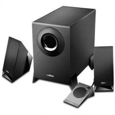 Sistem audio 2.1 Edifier M1360 Black - Boxe PC