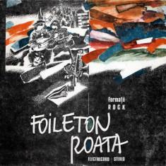 Formatii Rock 13 - Foileton / Roata (LP - Romania - VG) - Muzica Rock electrecord, VINIL