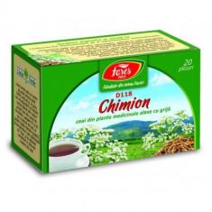 Ceai de chimion D118, 20 plicuri, Fares