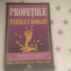 ROBERT KIYOSAKI, PROFETIILE TATALUI BOGAT