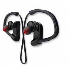 Casti bluetooth sport waterproof Joyroom U12, negru, Casti In Ear