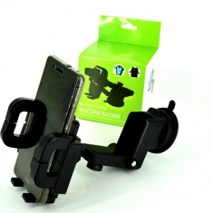 Suport telefon Magnetic cu Ventuza AL-160217-6 - Suport auto