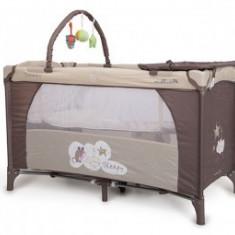 Patut Pliant Bebe Moni Sleepy Maro - Patut pliant bebelusi