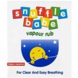 Gel Respiratie Usoara Snuffle Babe Vapour Rub 24gr, BUSINESS PARTNER