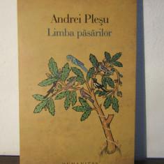 LIMBA PASARILOR -ANDREI PLESU - Filosofie