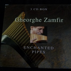 Zamfir -cd box - Muzica Ambientala Altele