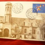 Maxima -Biserica Romana din Chamaliere 1993 Franta