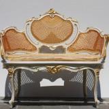 Sofa stil rococo