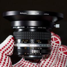 Obiectiv Nikon 20mm 2.8 AI-s - Obiectiv DSLR