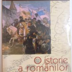 O ISTORIE A ROMANILOR de ION BULEI, EDITIA A III A REVAZUTA, 2007