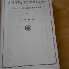 BIBLIA SAU SFANTA SCRIPTURA - 1223 PAGINI