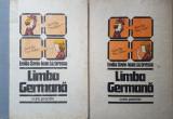 LIMBA GERMANA. CURS PRACTIC (Vol. I + Vol. II) - Emilia Savin, Ioan Lazarescu