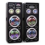 Fenton / Skytec KA-28 difuzor activ, Karaoke PA, Set USB SD AUX - Echipament karaoke