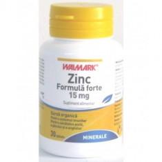 Zinc Formula Forte 15Mg 30Cpr, Walmark - Produs tratarea prostatei