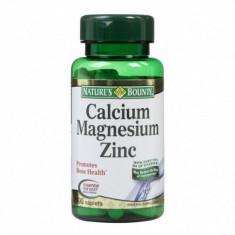 Calciu-Magneziu-Zinc NB 30 cpr, Walmark - Supliment nutritiv