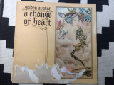 Golden Avatar ‎A Change Of Heart disc vinyl lp muzica folk progresiv rock 1976, VINIL