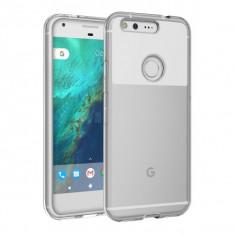 Husa de protectie ultraslim pentru Google Pixel XL, transparent - Husa Telefon, Gel TPU, Carcasa