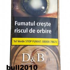 Tutun DB 30 g pt rulat sau injectat tuburi tigari, tutun calitate superioara - Tutun Pentru tigari de foi