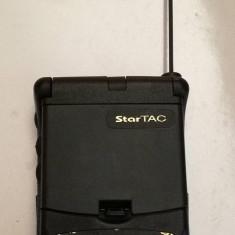 Telefon de colectie Motorola starTAC 85 model din 1997 rar pentru colectionari ! - Telefon Motorola, Negru, Nu se aplica, Neblocat, Fara procesor