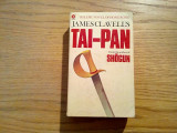 TAI-PAN  - James Clavell - Coronet Books, 1966, 728 p.; lb. engleza