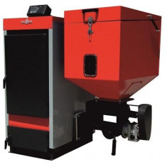 Centrala peleti Thermostahl - EcoBio R30 - 30kW - Centrala termica