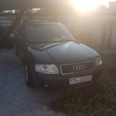 Audi A6 Allroad, An Fabricatie: 2004, Motorina/Diesel, 238000 km, 2500 cmc