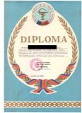 Diploma Bienala a fotoclubului medicilor din Romania, 1988