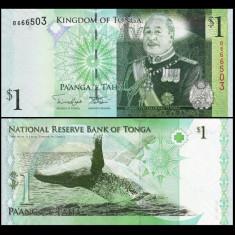 Tonga 2014 - 1 paanga UNC