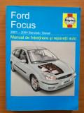 Manual de reparație și întreținere - Ford Focus I
