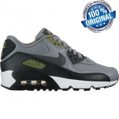 ADIDASI NIKE AIR MAX 90 Leather ORIGINALI 100% Unisex din GERMANIA nr 39 - Adidasi barbati, Culoare: Din imagine