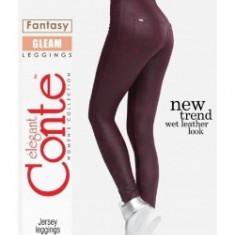 Colant imitatie piele GLEAM - Pantaloni dama