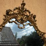 Oglinda si consola rococo