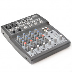 Mixer audio QSM-AMC08USB 6 channels
