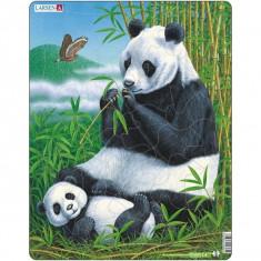 Puzzle Panda, 33 Piese Larsen