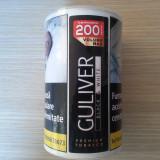 Tutun Xtra volum Guliver Black&White 90 gr