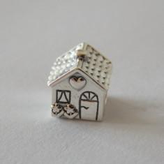 Talisman Pandora autentic 791267 Casa dulce casa - Pandantiv argint