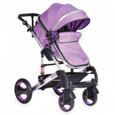 Carucior Copii 2 In 1 Moni Gala Purple