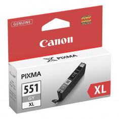 Cartus original Canon CLI-551 XL Gri CLI-551GY-XL