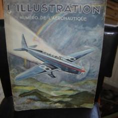 L'ILLUSTRATION - REVISTA AERONAUTICA - Carti Transporturi