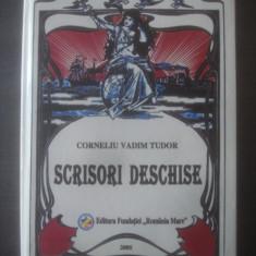 CORNELIU VADIM TUDOR - SCRISORI DESCHISE