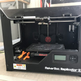 Printer 3D, Makerbot Replicator 2X