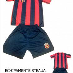 ECHIPAMENTE FOTBAL STEAUA - COPII DE LA 7 LA 12 ANI- - Set echipament fotbal Nike, Marime: L, M, S