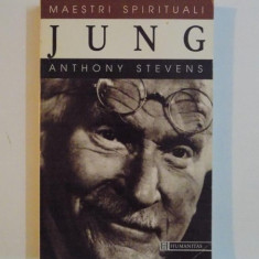 JUNG de ANTHONY STEVENS, colectia MAESTRI SPIRITUALI, 1994 - Carte Psihologie