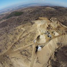 Parteneriat exploatare feldspat Cluj - Muntele Rece - 20.000.000 de tone