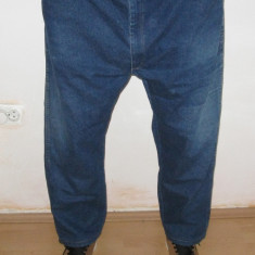 Blugi Originali Wrangler | Regular Fit W 48 L 29 | Talie 123 / Lungime 101, Lungi