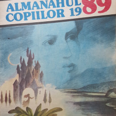 ALMANAHUL COPIILOR 1989 - Carte educativa