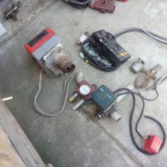 Arzator pe motorina + pompa motorina +panou de comanda, pentru centrala termica - Cazan