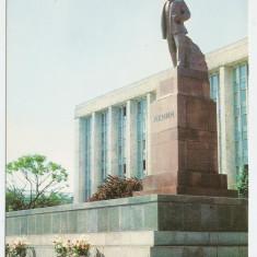 MOLDOVA -CHISINAU -MONUMENTUL V.I. LENIN, Necirculata, Printata