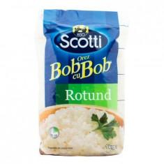 Orez rotund Bob cu bob Riso Scotti, 1kg