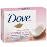 Sapun crema Dove Purely Coconut, 100G